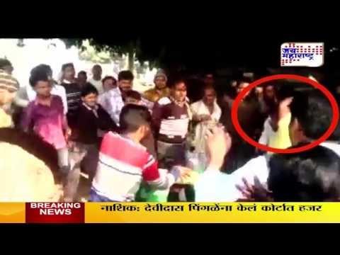 Shocking video: Woman brutally beaten for resisting molestation in mainpuri, Uttar Pradesh