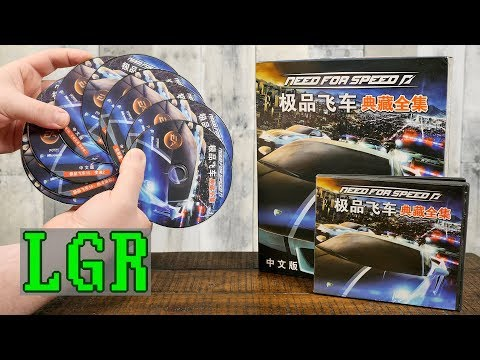 Testing an Odd Chinese Need For Speed PC Game Collection thumbnail