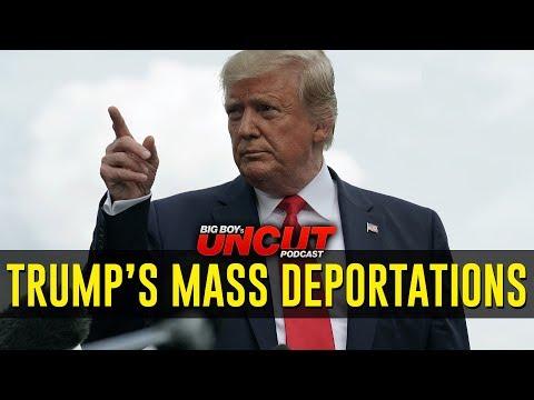 Trump Promises Deportation of millions Racist Public Pool Rules + More