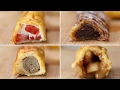 French Toast Roll-Ups 4 Ways