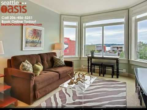 Seattle Vacation Rental - Seattle Oasis Vacation Rentals Water View