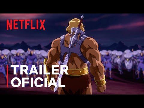 Mestres do Universo (He-Man) ganha trailer dublado