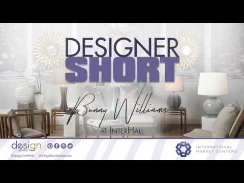 Designer Short: Bunny Williams in InterHall