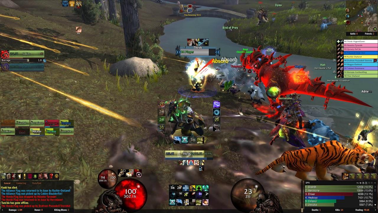 warcraft-hunter-twink-loot