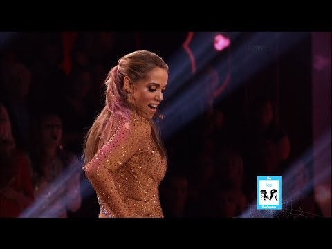 DWTS 28 - Kate Flannery & Pasha Judge's Scores | LIVE 9-23-19 from YouTube · Duration:  4 minutes 9 seconds