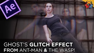 GHOST Effect tutorial from Ant-Man and the Wasp 🐜