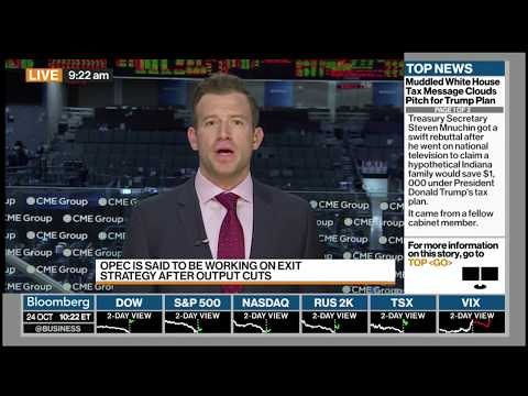 Bloomberg Markets: Bill Baruch breaks down what is moving crude oil