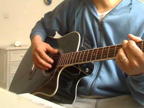 Symphonie - Silbermond (Guitar Cover)