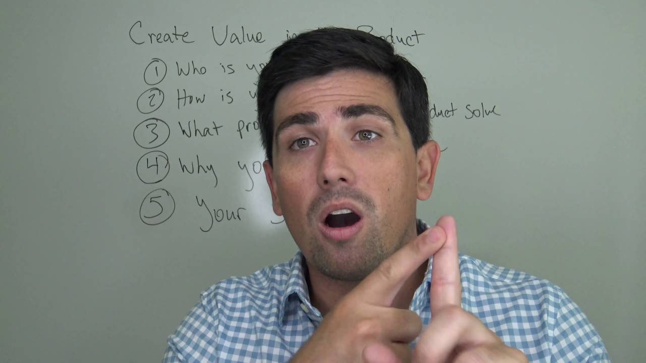 FB Ads Free Training - Video 7: Create Value with Your Product