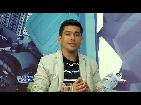 SALA DE OPINIÃO com Dr. APARÍCIO CARVALHO - TRABALHOS NA FIMCA