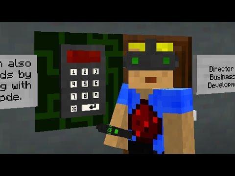 EINBRUCH UND HACKEN in die SICHERSTE Minecraft Base?