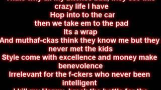 Mac Miller  - Donald Trump ( Lyrics )