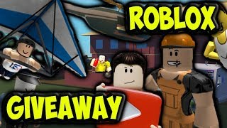💚ROBLOX GAMES💚 ✅GIVEAWAY✅ Sunday stream with different games!