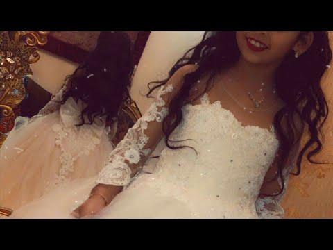 21aad8693a790 dress فساتين اطفال mohamed eltamemy Designer - YouTube