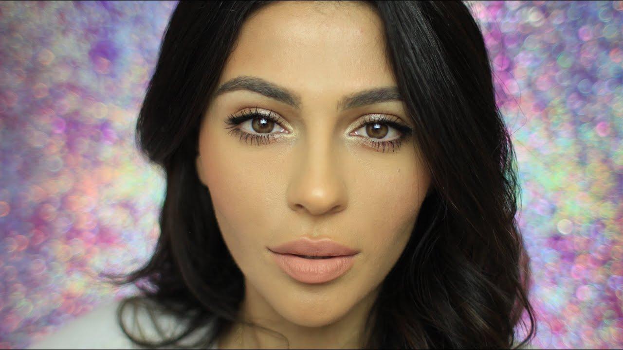 Winter Glow Makeup Tutorial | Natural Makeup Tutorial | Teni Panosian