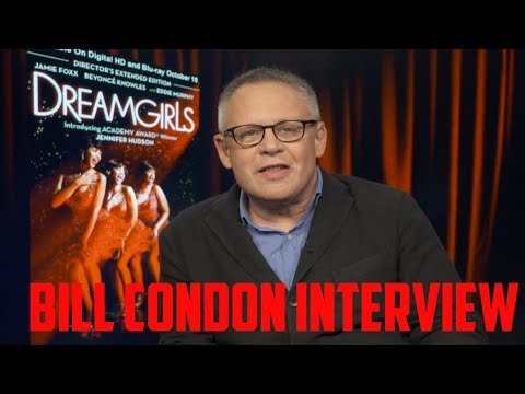 Bill Condon Interview - Dreamgirls Director's Cut DVD