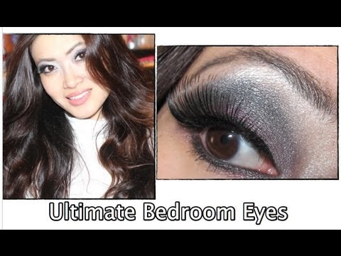 Ultimate bedroom eyes makeup tutorial and huge valentine 39 s for Bedroom eyes makeup