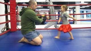 2 Year Old Muay Thai