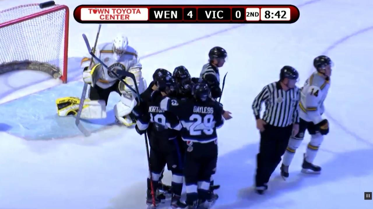 Wenatchee Wild vs Victoria Highlights 2020-01-03
