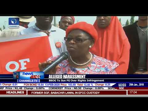 BBOG To Sue FG Over Rights Infringement