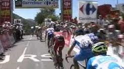 Tour de France 2010 - Résumé Etape 15 - Pamiers - Bagnères de Luchon