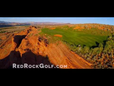 The Red Rock Golf Trail - St. George, Utah