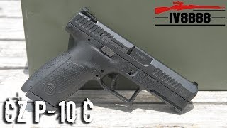 CZ P-10 C Revisited