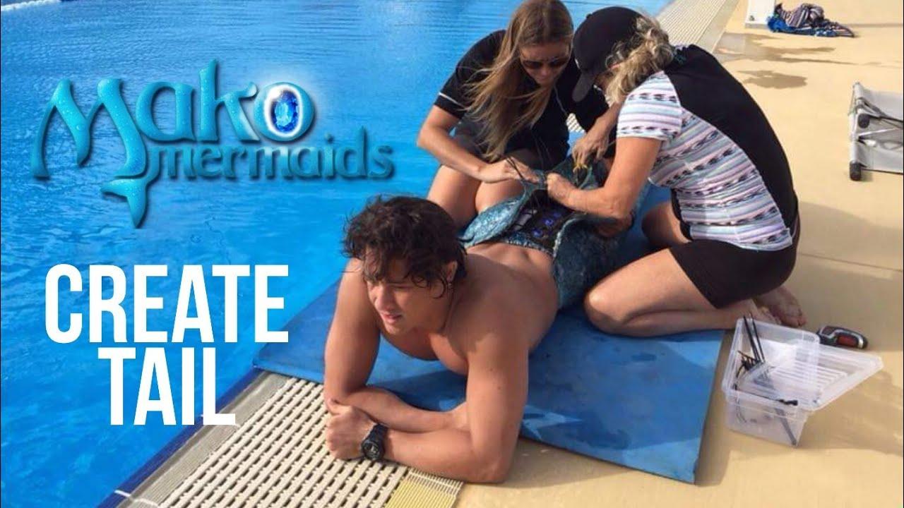 Download Mako Mermaids FILM  Behind The Scenes Season 2