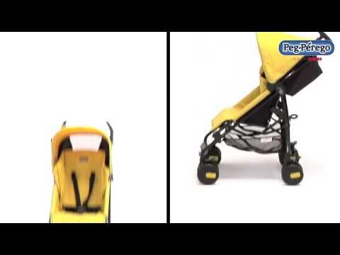 Video prezentacija Peg Perego letnjih kolica Pliko Mini Bikes Color