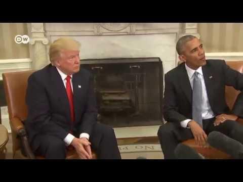 Обама принял в