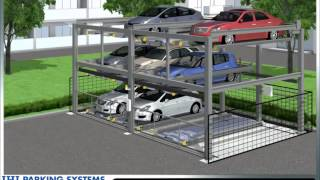 IHI 3 Storey Parking System by ParkPlus