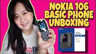 VLOG NO. 35 : NOKIA 106 BASIC PHONE UNBOXING