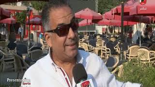 خالد مرسي : لاعبي الأهلي علي قلب رجل واحد