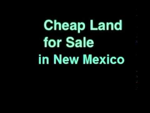 Cheap Land for Sale in New Mexico – 40 Acres – Clovis, NM 88101