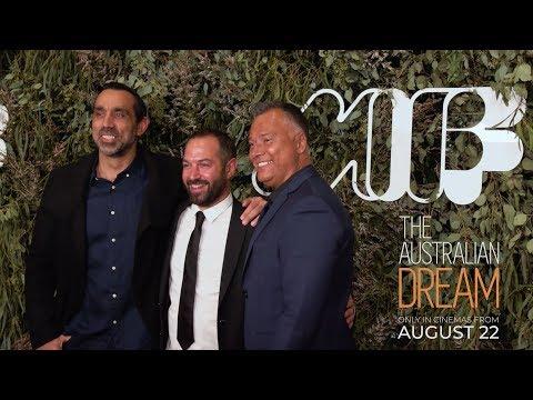 The Australian Dream - World Premiere - Red Carpet at the Melbourne International Film Festival
