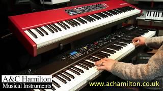 Yamaha CP88 Vs Nord Piano4 - Quick Sound Comparison