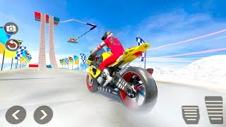 Extreme Bike Stunts Game 2019 #Dirt MotorCycle Stunt Game #Bike Games 3D