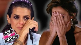 10 MOST EMOTIONAL Singing Auditions On Got Talent And Idol 2021!