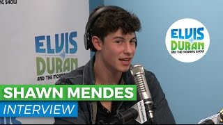"Shawn Mendes Premieres ""Treat You Better"" and Talks About Growing Up 