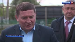 Губернатор Андрей Бочаров встретился с жителями Киквидзенского района
