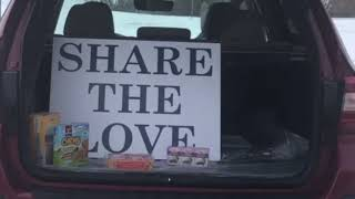 Stuff The Trunk With Blizzard Junk, A Subaru Share The Love Event