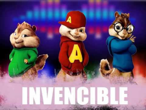 INVENCIBLE - Funky feat. Ingrid Rosario [Alvin y Las Ardillas]