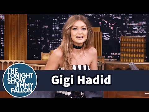 Gigi Hadid Won $400 Gambling in Vegas for Her 21st Birthday