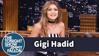 Gigi Hadid Won $400 Gambling in Vegas for Her 21st Birthday