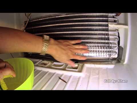 how to fix water leak in fridge