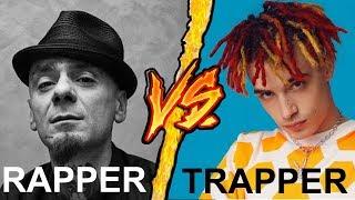 RAPPER VS TRAPPER - Battaglia Rap Epica Freestyle