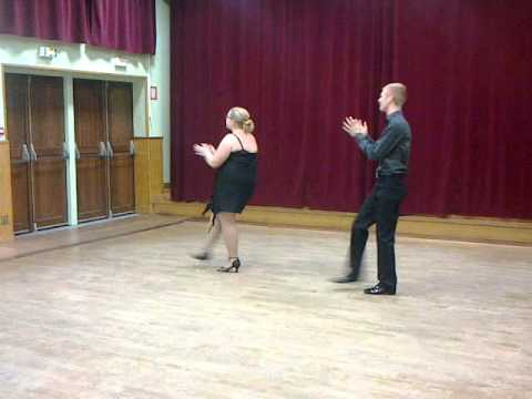 Danse de salon amateur madison youtube for Youtube danse de salon
