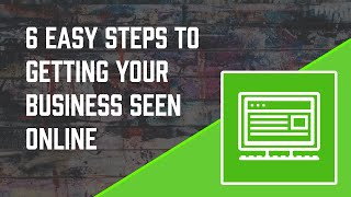 6 Easy Steps to Get Your Screen Printing Shop Seen Online