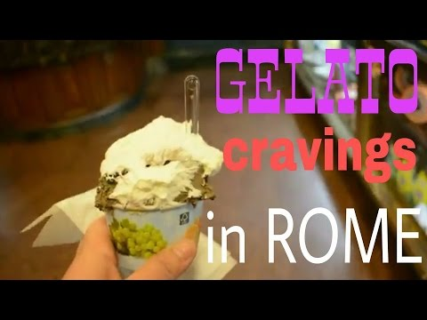 gelateria GIOLITTI (oldest gelateria in ROME)