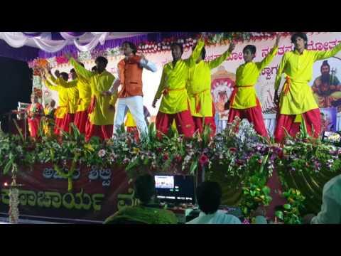 Hye vishwakarma yadu bara song in vijaypur Sachin pattar